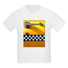 Checker Cab No. 8 T-Shirt