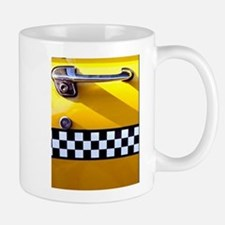 Checker Cab No. 8 Small Small Mug
