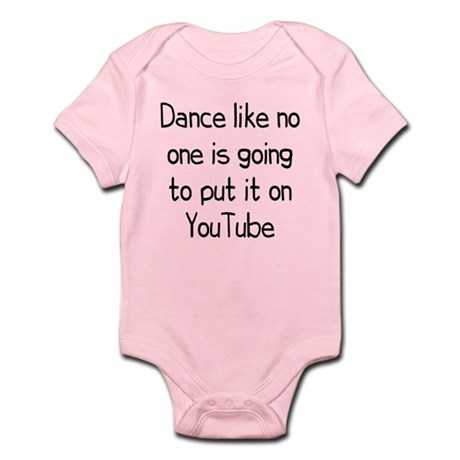 YouTube Dance Infant Bodysuit