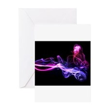 Smoke that is good for you! Greeting Card