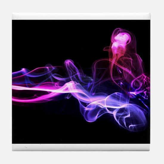 Smoke that is good for you! Tile Coaster