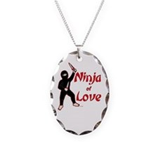 Ninja of Love Necklace