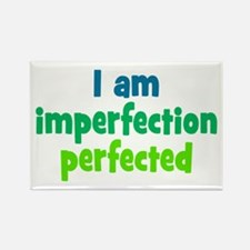 Imperfection Perfected Rectangle Magnet