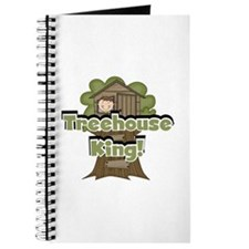 Treehouse King Journal