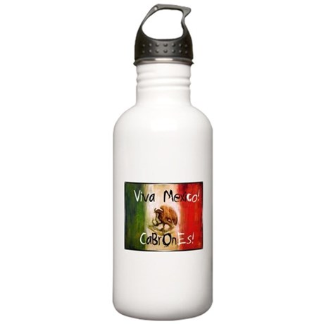 Viva Mexico Stainless Water Bottle 1.0L