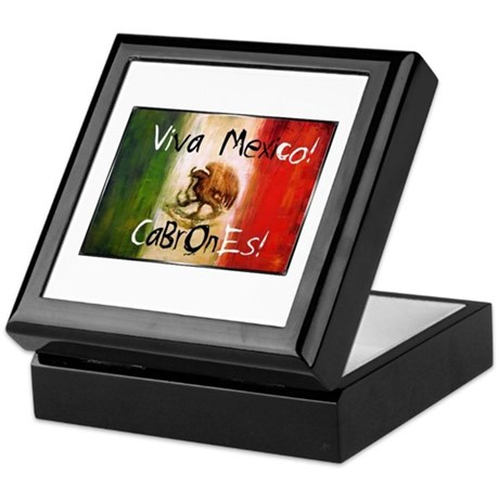 Viva Mexico Keepsake Box