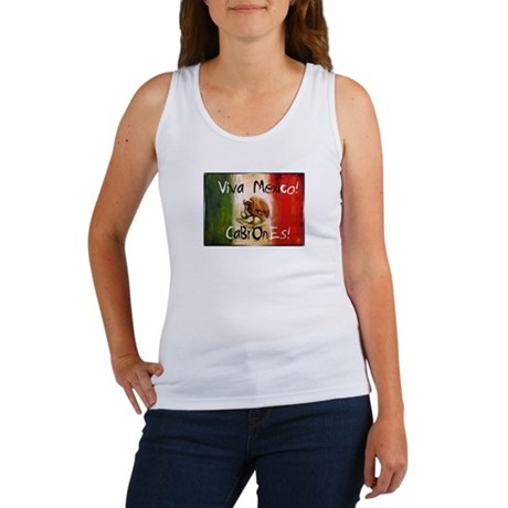 Viva Mexico Women's Tank Top
