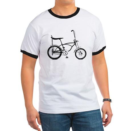 Retro Banana Seat Bike Ringer T