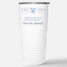 Butterfly Challenge Travel Mug