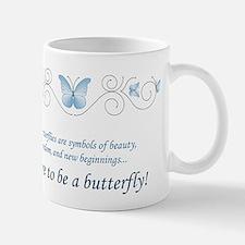 Butterfly Challenge Mug