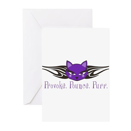 Provoke Greeting Cards (Pk of 10)