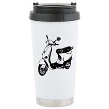 Vespa Scooter Travel Mug
