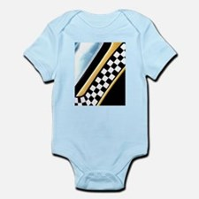Checker Cab No. 7 Infant Bodysuit