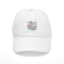 Everything is Bigger in Texas Baseball Baseball Cap