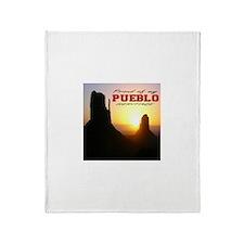 Pueblo Heritage Throw Blanket