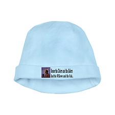 Honor the Elders baby hat