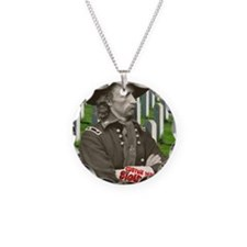 Custer was Siouxd Necklace