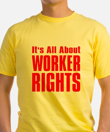 WORKER RIGHTS: T