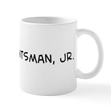 I Love Jon Huntsman, Jr. Mug