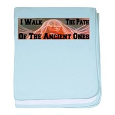 Path of the Ancient Ones baby blanket