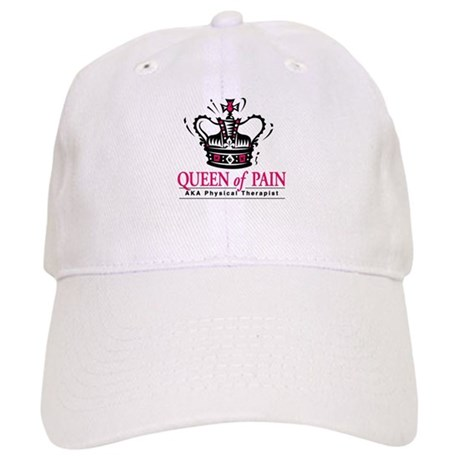 """Physical Therapy """"Queen"""" Cap"""