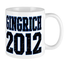 Gingrich 2012 Mug