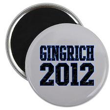 Gingrich 2012 Magnet