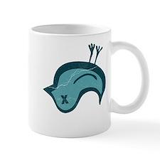 Dead Twitter Bird Mug