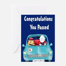 Congratulations you passed Greeting Card