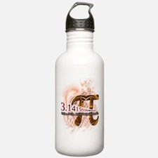 PI Day - Water Bottle