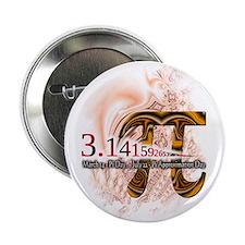 "PI Day - 2.25"" Button"