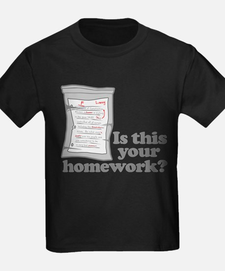 Your Homework Larry T