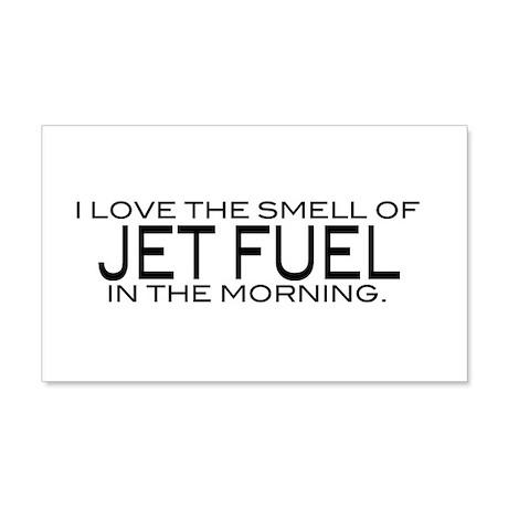 Jet Fuel 22x14 Wall Peel