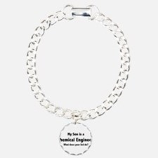 Chemical Engineer Son Bracelet