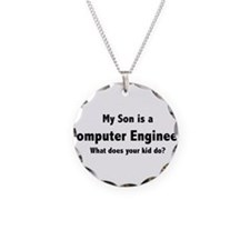 Computer Engineer Son Necklace