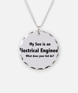 Electrical Engineer Son Necklace