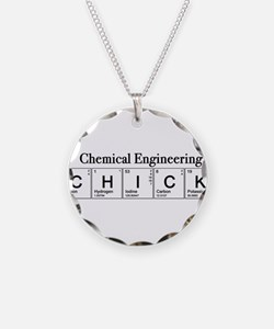 Unique Chemical engineer Necklace