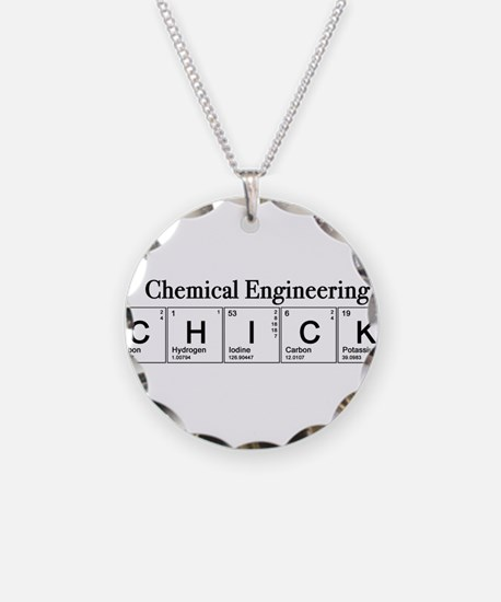 Cute Engineer Necklace
