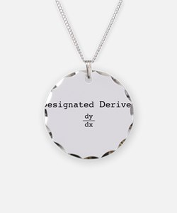 Designated Deriver Necklace
