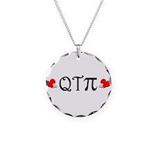 Q-T-Pi (Hearts) Necklace