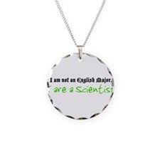 I are a Scientist Necklace