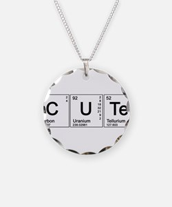 Cute Periodic Necklace