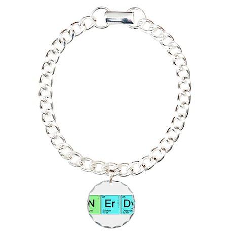 Periodic Nerd Charm Bracelet, One Charm