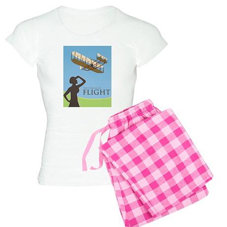 The Dream of Flight Women's Light Pajamas