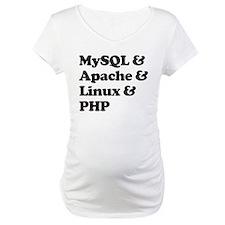 PHP MySQL Linux Shirt