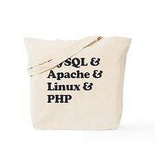 PHP MySQL Linux Tote Bag