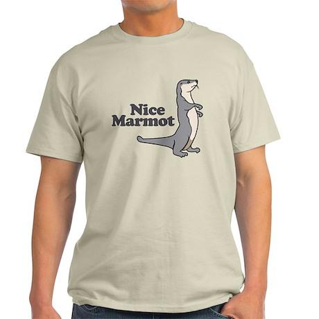 Nice Marmot Light T-Shirt