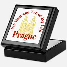 Prague - Tyn Keepsake Box