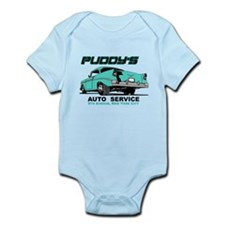 Seinfeld Puddy Auto Infant Bodysuit