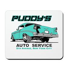 Seinfeld Puddy Auto Mousepad